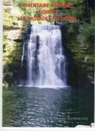Inventaire canyon Gorges et cascades du Doubs