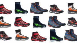 How do I choose the best canyoning shoes?