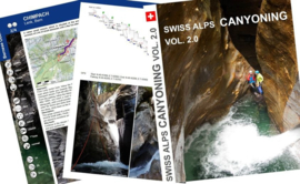 Swiss Alps Canyoning - volume 2