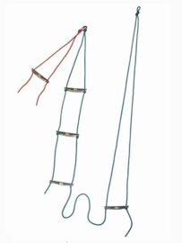 Raumer Special stepladder for STICK-UP method
