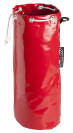 AV Kit bag double closure - RED
