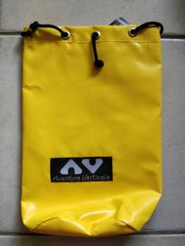 AV Kit bag double closure - YELLOW
