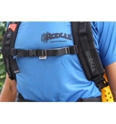 Rodcle Borstband voor backpack (universeel)