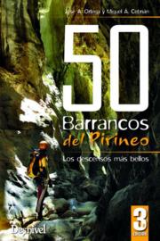 50 Barrancos del Pirineo 3a