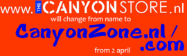 Is CanyonZone the same as Canyonstore.eu?