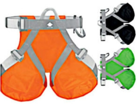 What are entry level affordable canyoning harness?
