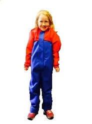 Rent a potholing overall or potholing undersuit for children