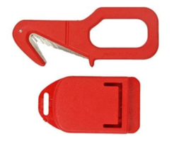 Fox Rescue Tool Hook Red