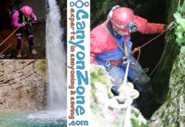 Kennisbank Algemene canyoning en speleologie uitrusting