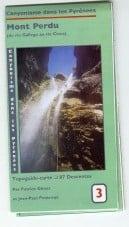 Canyoningkaart Mont Perdu