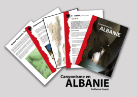 Canyoning in Albania