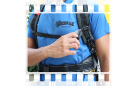 Rodcle Chest strap for backpack  (quick chest)
