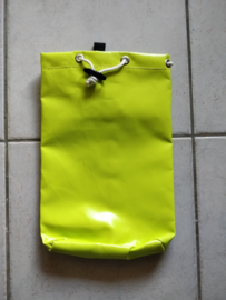 AV Kit Bag with skirt for the waist - LIME