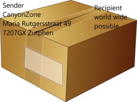 Hoe lang duurt een levering naar een ander land dan Nederland?