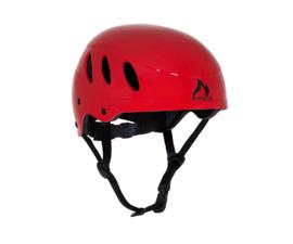 Predator Short Cut Helmet – Red