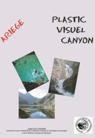 Plastic Visuel Canyon Ariège (Topogids)