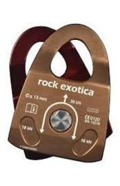 Rock Exotica machinaal bewerkte reddingspoelie enkel