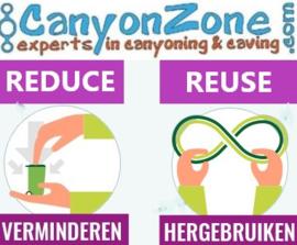 Hoe speelt Canyonzone in op Duurzaamheid?