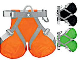 Petzl zitvlakbescherming voor CANYON harnassen