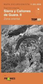 Sierra y cañones de Guara II. Zona oriental
