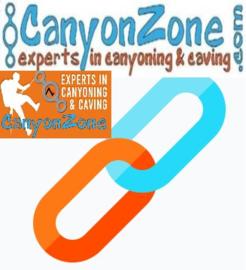 Wat zijn de webadressen van CanyonZone?
