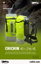 Rodcle CHICHIN 40+2. M. VF.