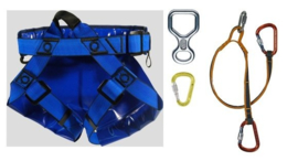 Rent-a-Harness: Harness (with accessories)