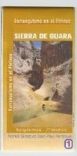Canyoningkaart Sierra de Guara