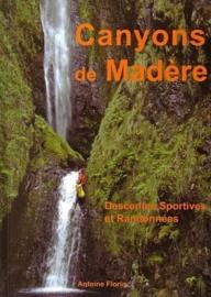 Hardcopy Canyons de Madère - Descentes Sportives et Randonnées