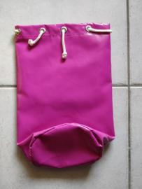 AV Kit bag double closure - Fuchsia