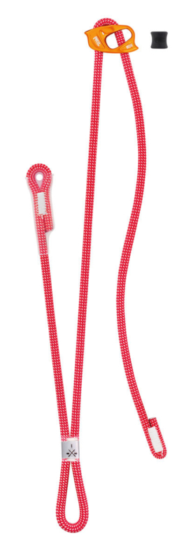 Petzl Dual Connect Adjustable lanyard version 2021