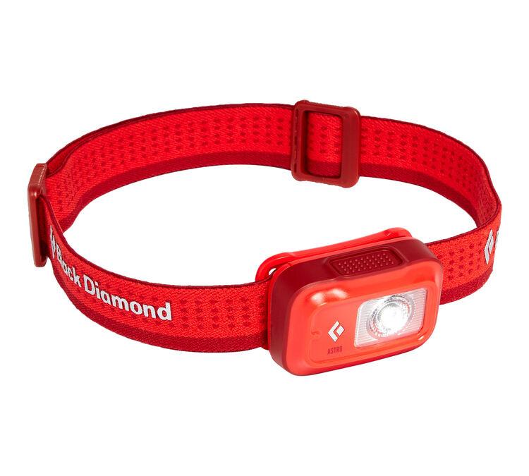 Black Diamond Astro 150 lumens - RED