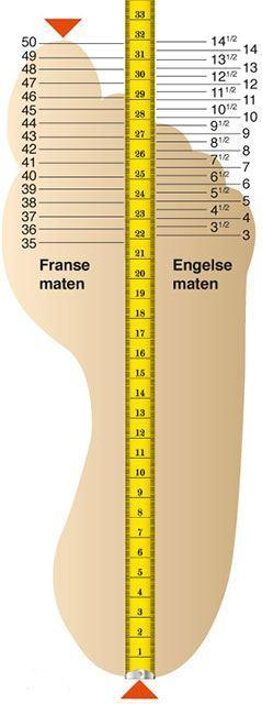 How To Find Your Shoe Size.Shoe Size How To Measure Or Convert Canyonzone Com The