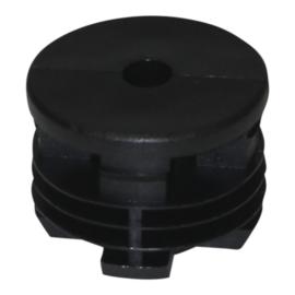 Inslagdop Polyamide rond 50mm.