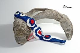 handgemaakte armband van Bloem (B015)