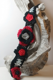 Handgemaakte damesarmband van Bloem (v001)