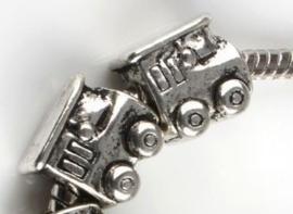 Bedel trein, tibetaans zilver