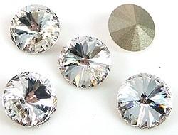 Swarovski Puntstenen SS29 Crystal Moonlight (06X000223)
