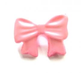 Knoopje roze strik (10X000433)