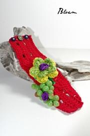 handgemaakte damesarmband van Bloem (B021)