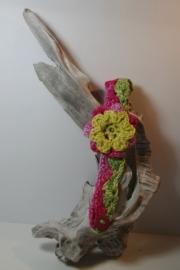 Handgemaakte damesarmband van Bloem (v002)