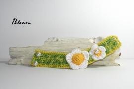 handgemaakte armband van Bloem (B017)