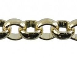 Jasseron goudkleur 3 mm (05J000008)