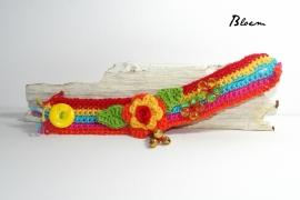 handgemaakte armband van Bloem (B019)