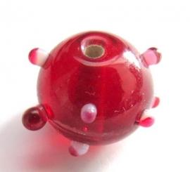 Bumpy rond rood (06K000164)