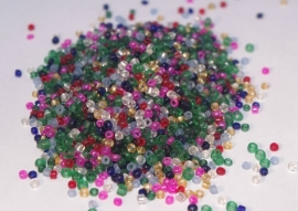 Indiase mix rocailles 30 gram (14R001)