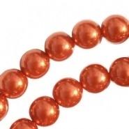 Parels oranje 10 stuks (09K000617)