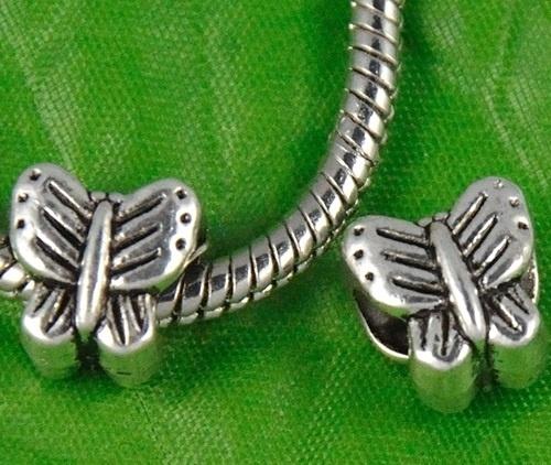 Bedel vlinder, tibetaans zilver