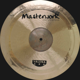 "16"" Masterwork Valena crash"