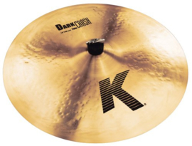 "18"" Zildjian K dark thin crash (NSJ)"